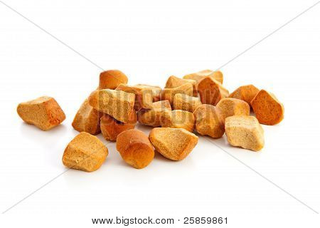 Old Fashioned Pepernoten ( Ginger Nuts)