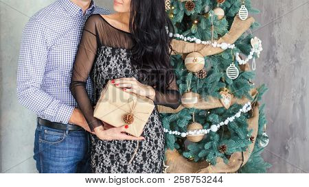 Christmas Gift. Guy Image & Photo (Free Trial) | Bigstock