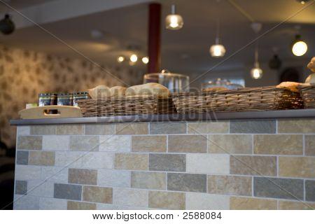 Bread In Cafeteria