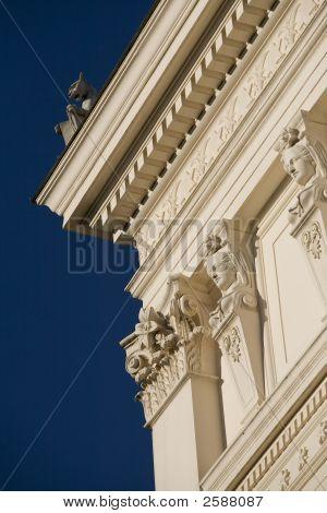 Lund University Building Detail