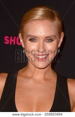 LOS ANGELES - SEP 11:  Nicky Whelan at the