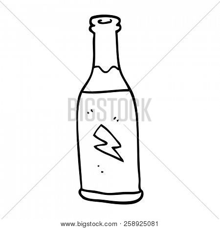 line drawing cartoon cheap drink