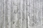 Closeup of old weather beaten wooden planks for use as testure or background poster