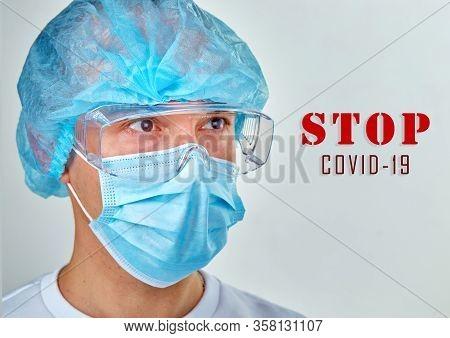 Stop Coronavirus Covid19 Conceptual Photo