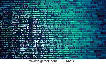 Code, Html, Php Web Programming Source Code.