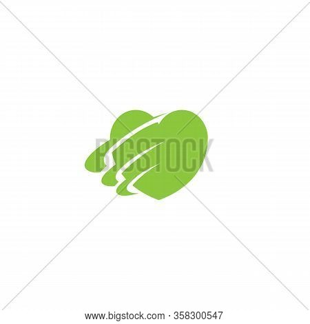 Creative Natural Health Care Logo Template Eps 10