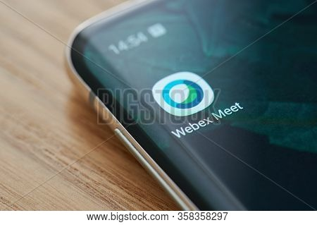 Cisco Webex Meeting App Icon