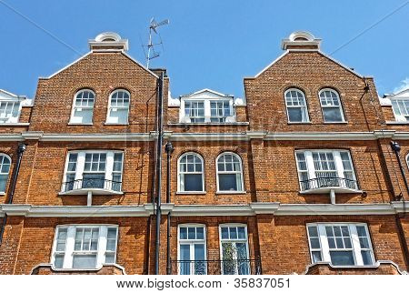 Typical Building In London