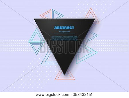 Business modern website background vector template. modern geometric abstract background. Abstract circle geometric pattern design and background. Background Of Gradient Smooth Background Texture On Elegant Rich Luxury Background Web Template Or Website A