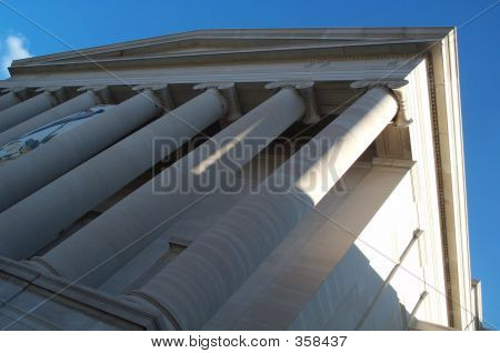 National Gallery Of Art, In The Greek Architectural Style