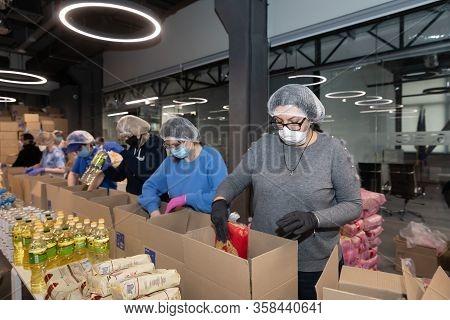 Coronavirus Epidemic In Ukraine