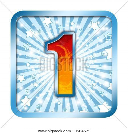 One Celebration Numbers Series - 1