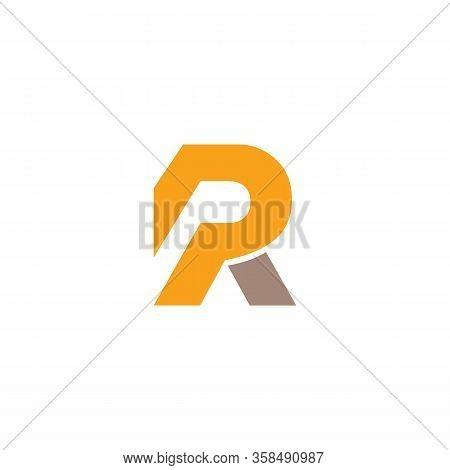 Pr P R Logo Simple And Minimalist Templates