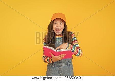 Informal Education Concept. Join School Literature Club. Education Is Fun. Education Outside Of Stru