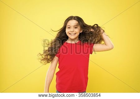 Strong Persistent Winds Can Create Tangles And Snags In Wavy And Curly Long Hair. Things You Doing T