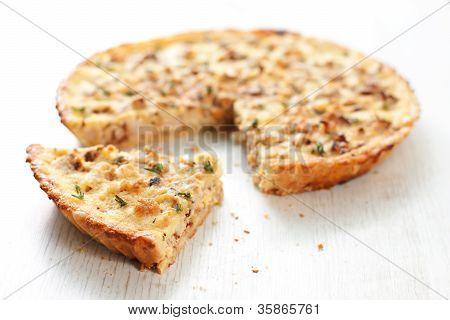 Cauliflower Tart
