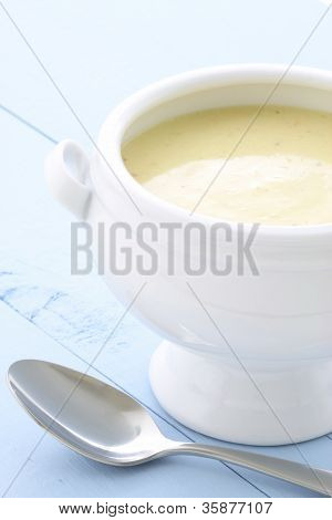 delicious french corn chowder