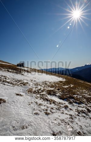 Discover Beautiful Romanian Mountains. Transilvania