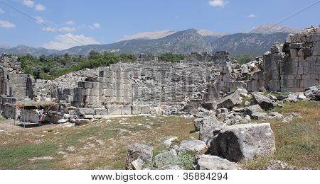 Tlos, Ancient city in Turkey