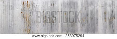 Metal Sheet Of Fence Hi-res Texture Or Background