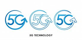 5G, 5G icon, 5G vector, 5G icon vector, 5G logo, 5G symbol, 5G sign, 5G icon design. 5G icon vector illustration. 5G connection vector template design. 5G network technology vector illustration for website, logo, app, UI.