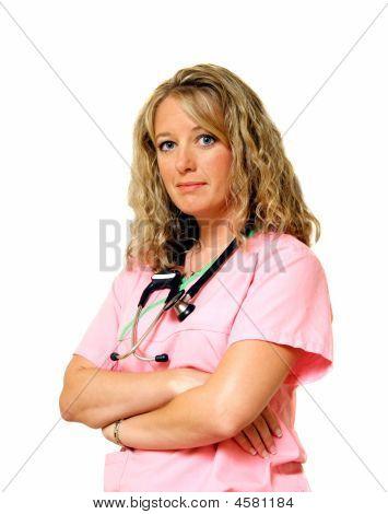 A Solemn Nurse