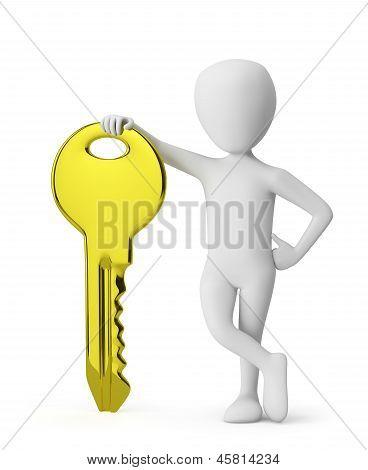 Golden Key!