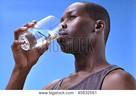 Thirsty Man