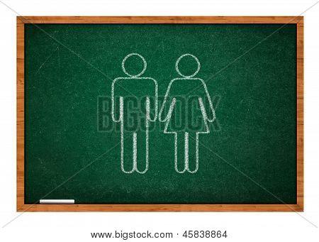Heterosexual Pair