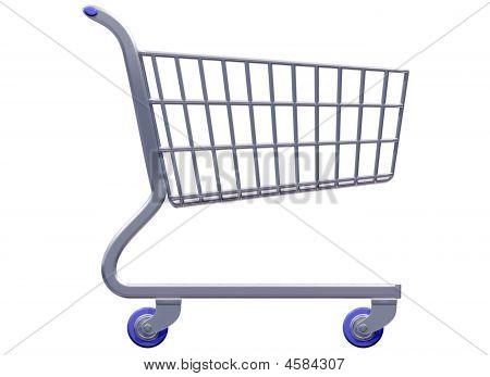 Estilizado de carro de compras