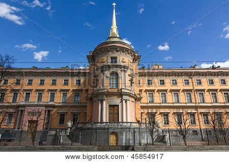 Mikhailovsky Palace (Engineers' Castle)