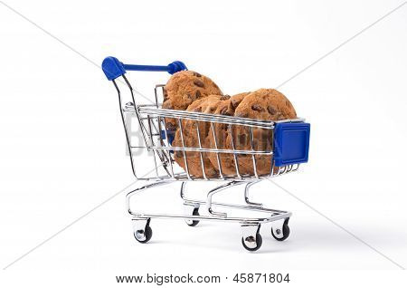 Cookis The Trolley