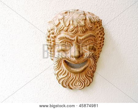 Mask Of Satire