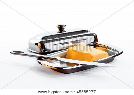 Butter for a pasting on bread