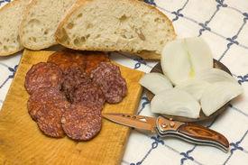 Sausage Dinner