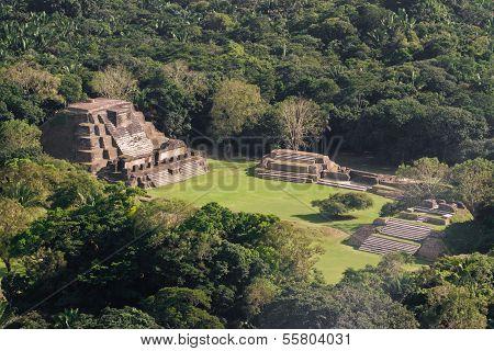 Altun ha, Maya Ruinen