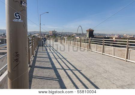 Tijuana River Pedestrian Bridge