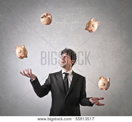 Money Juggling