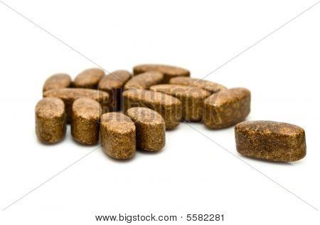 Capsules Of Amino Acid