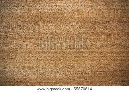 Afrormosia Wood Surface - Horizontal Lines