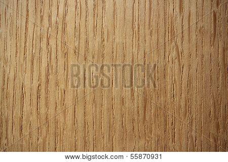 Oak Wood Surface -  Vertical Lines