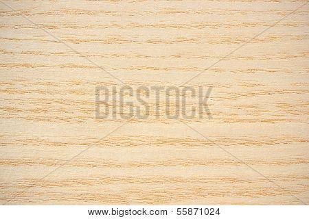 Ash Wood Surface - Horizontal Lines