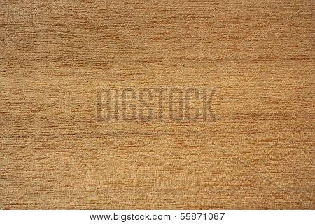 Mansonia Wood Surface - Horizontal Lines