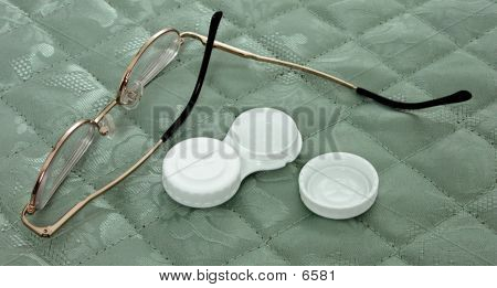 Contacts & Glasses