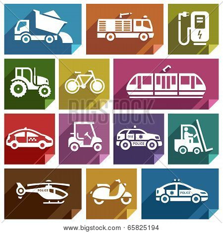 Transport flat icon-06