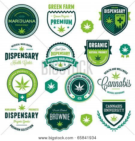 Marijuana Product Labels