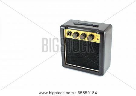 Mini Guitar Amplifier