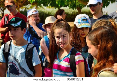 Gifted Kids On A Field Trip
