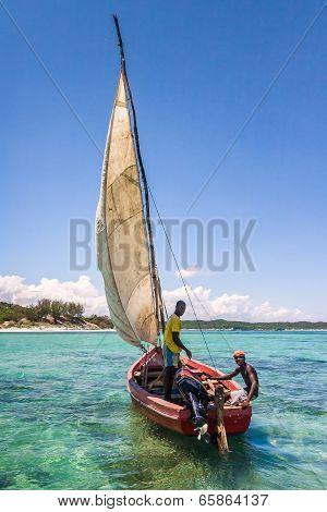 Traditional Fishing Boat