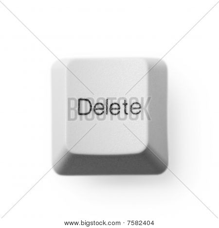 Computer Button - Delete